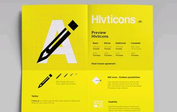 Hlvticons Web Design