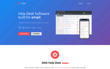 Jitbit Web Design