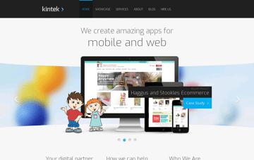 Kintek Web Design