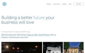 Littlelines Development Company Web Design