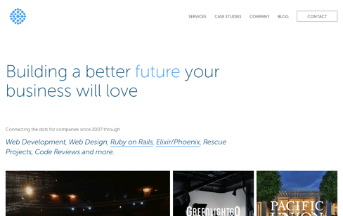 Littlelines Development Company Web Design