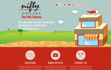 Nifty Online Web Design