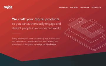 Oxide Interactive Web Design