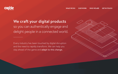Oxide Interactive Web Design