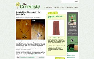The Greenists Web Design