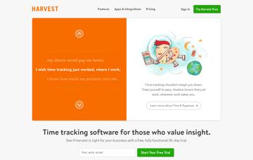 Harvest Web Design