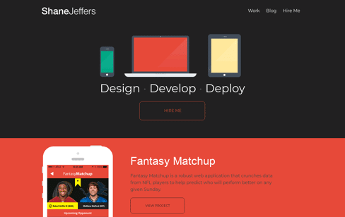 Shane Jeffers Web Design