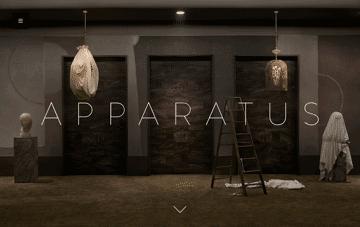 Apparatus Web Design
