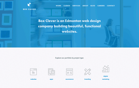 Box Clever Web Design