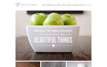 Chris Wilhite Web Design