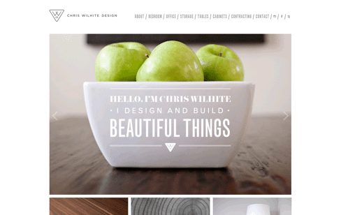 Chris Wilhite Web Design