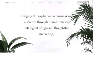 Cobble Hill Web Design