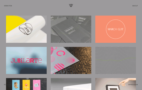 Julian Weidenthaler Web Design