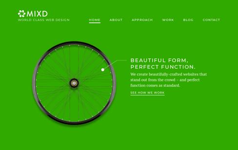 Mixd Web Design