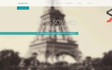 Essentiel Web Design