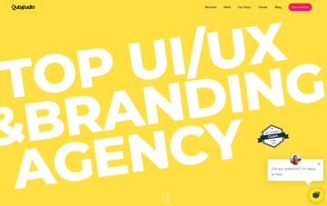 Qubstudio Web Design