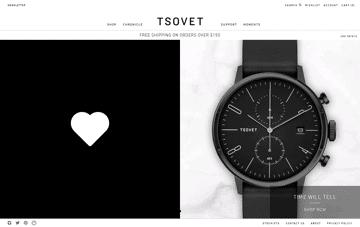 TSOVET Web Design