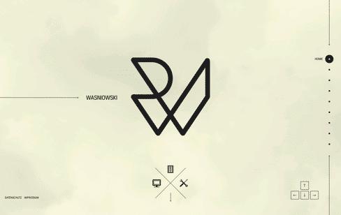 Rafal Wasniowski Web Design