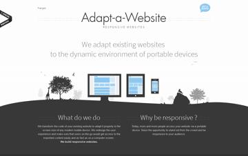 Adapt-a-Website Web Design