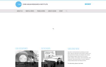 CARI CIMB ASEAN Web Design