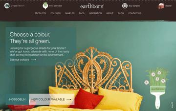 Breathable Designer Paint Web Design