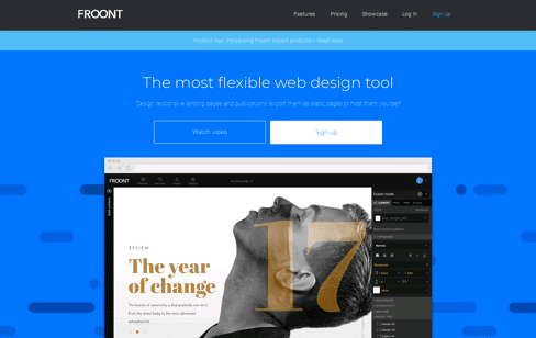 Froont Web Design