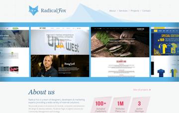 RadicalFox Web Design