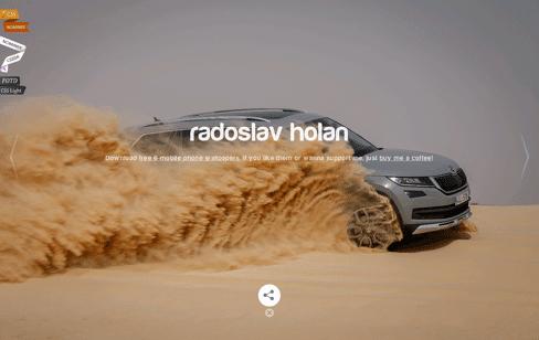 Radoslav Holan Web Design