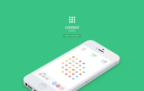 Connect Mania Web Design