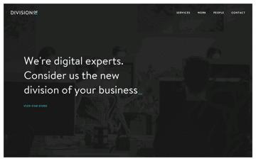 Division Of Web Design
