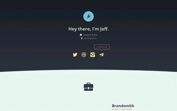 Jeffrey Kam Web Design