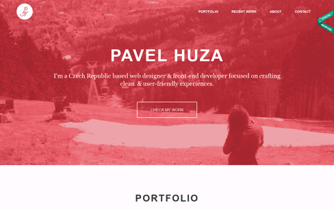 Pavel Huza Web Design