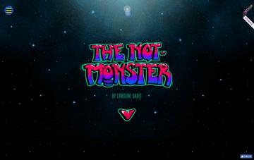 The Not-Monster Web Design