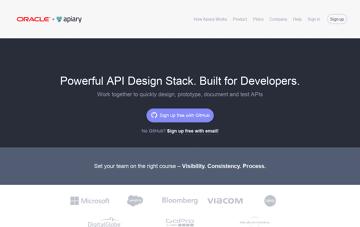 Apiary Web Design