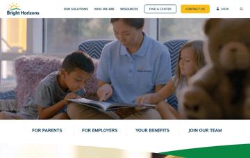 Bright Horizons Web Design
