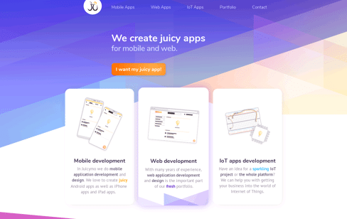 Juicymo Web Design