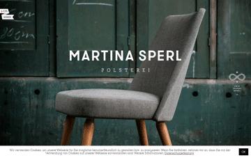 Martina Sperl Web Design