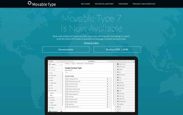 Movable Type Web Design