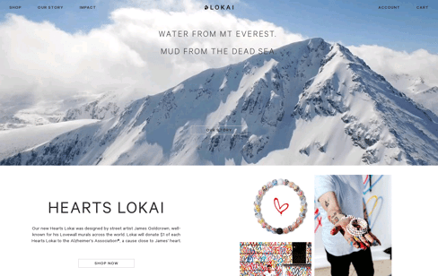 lokai Web Design