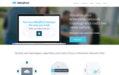 MetaPort Web Design