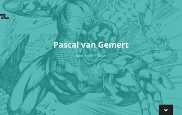 Pascal van Gemert Web Design