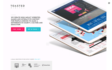 Toasted Digital Web Design