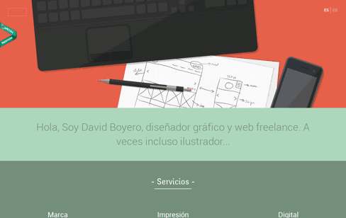 David Boyero Web Design