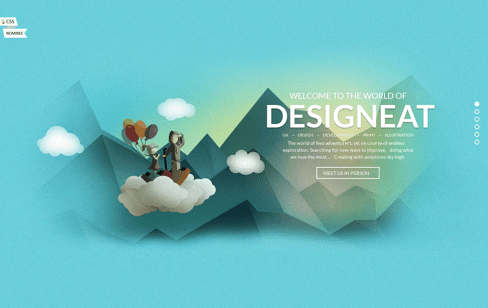 Designeat Web Design