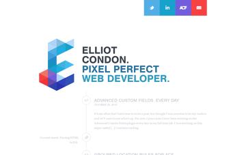 Elliot Condon Web Design