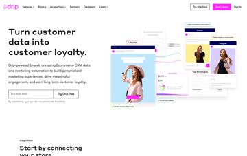Drip  Web Design