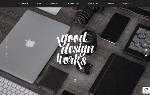Good Design Works  Web Design