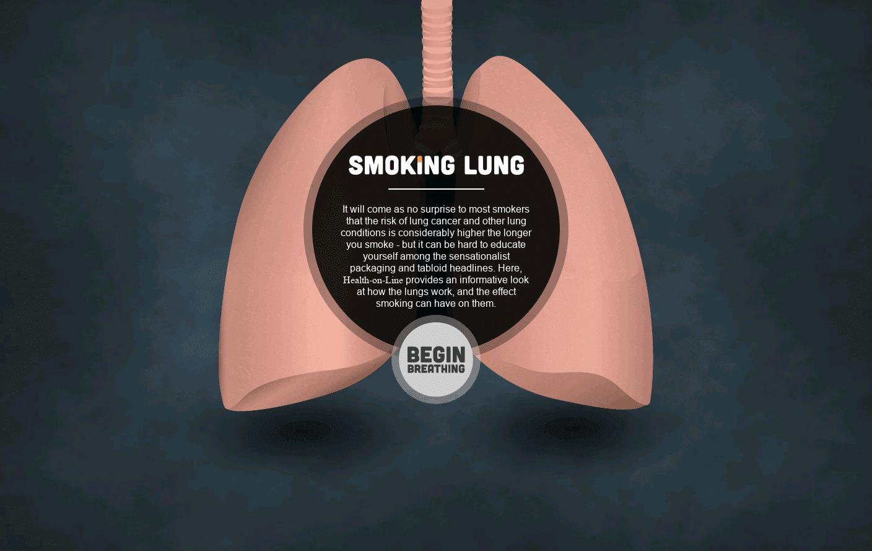 Smoking Lung