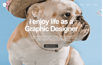 Janne Koivistoinen Portfolio Web Design