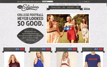 Twelve Saturdays Web Design